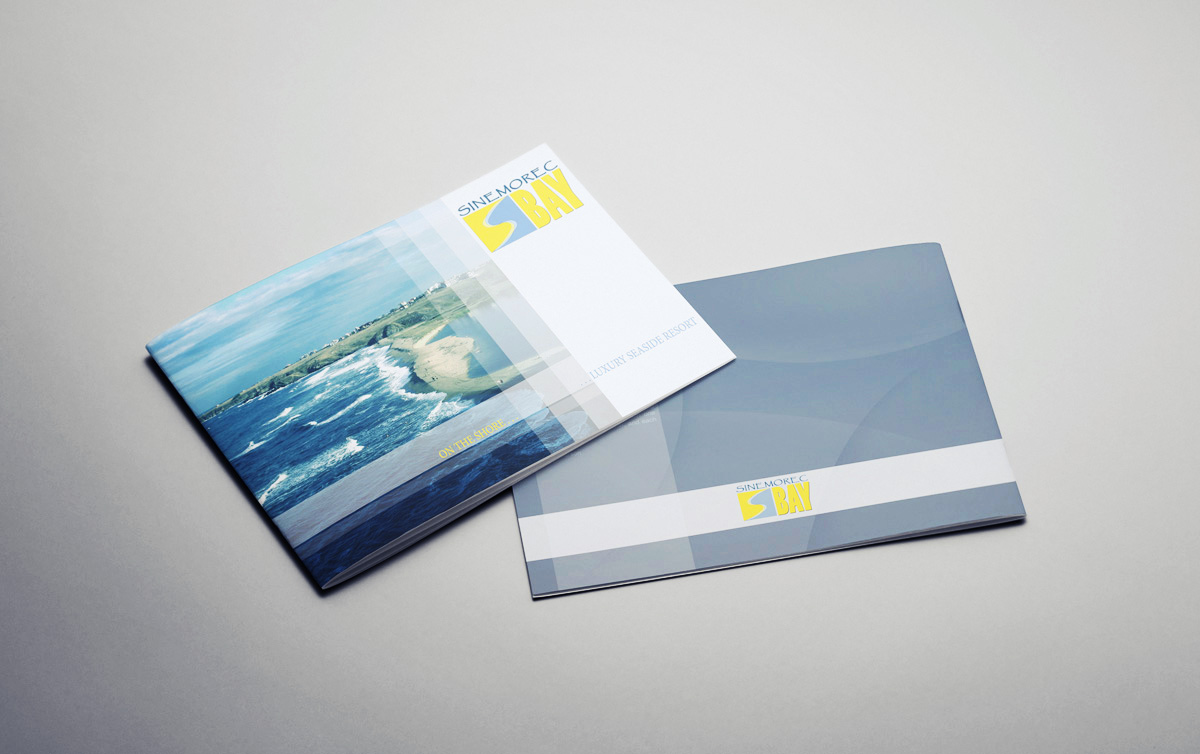 Sinemorec Bay Booklet Design - Brokkolli