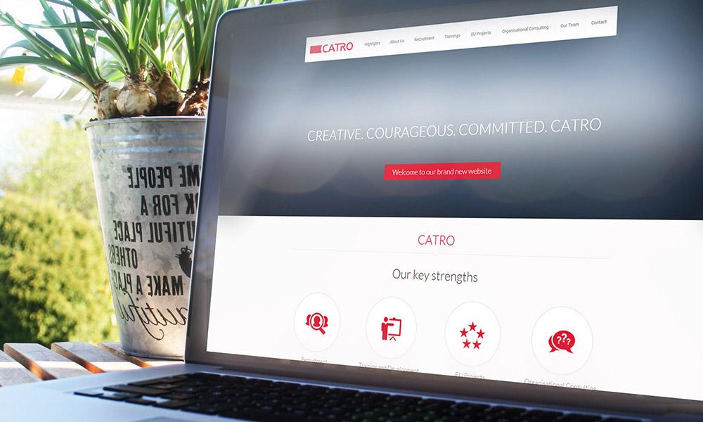 Catro Bulgaria Website